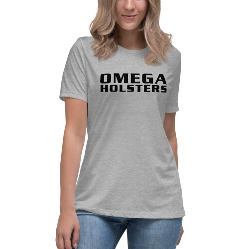 Women's Omega Holsters Relaxed T-Shirt