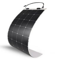 175W 12V 248도 플렉시블 단결정 태양광 모듈