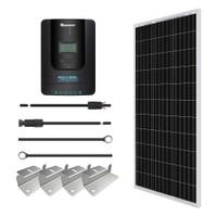 100W 태양광 패널 초보자 키트