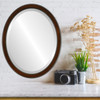 Lifestyle - Toronto Oval Frame - Walnut