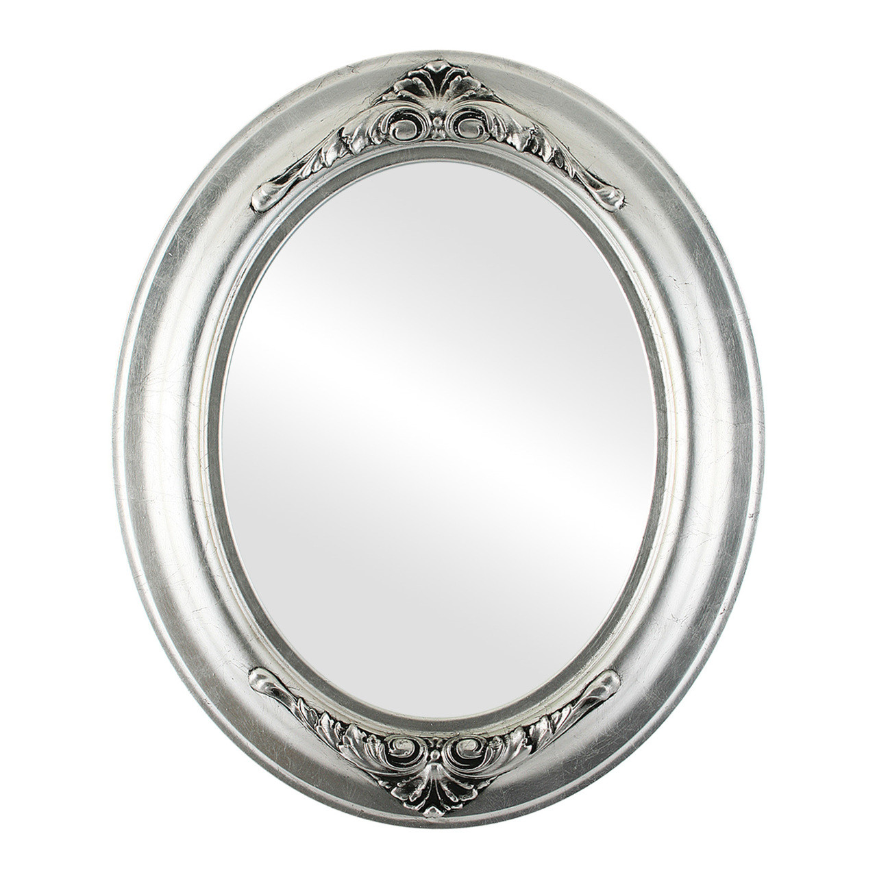 Vintage Silver Oval Mirrors From 164 Free Shipping