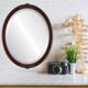 Lifestyle - Athena Oval Frame - Vintage Cherry
