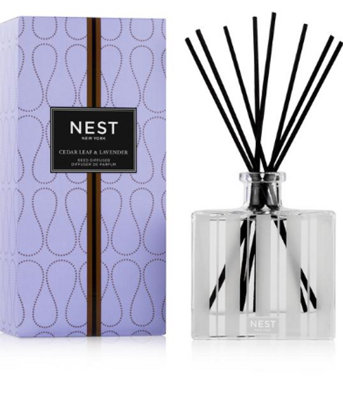Fragrance Family  Fresh  Scent Type  Fresh Aromatic  Key Notes  Rosemary, lavender, and sage enhanced with cedar leaves  Mood  Escape