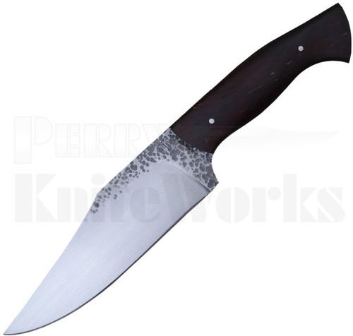 Tony Mont Custom Fixed Blade Knife Wenge-Wood