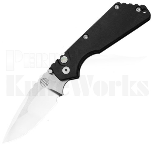 Protech/Strider SnG Custom Automatic Knife l Mike Irie Grind