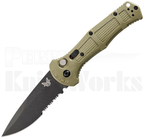 Benchmade Claymore Automatic Knife Ranger Green 9070SBK-1 l For Sale