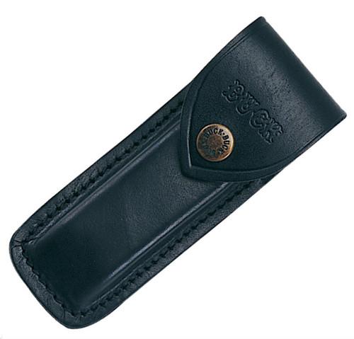 Buck Leather Belt Sheath 110