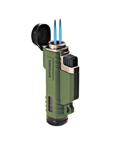 Turbo Flame Ranger OD Green