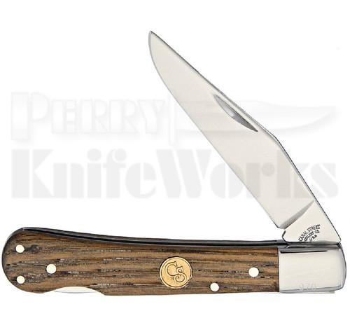 Canal Street Cutlery Pinch Chestnut Lockback Knife (Polished)