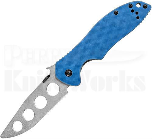 Kershaw Emerson E-Train Framelock Knife (Stonewash)