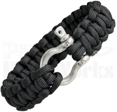 Colt SPEAR Survival Bracelet Black