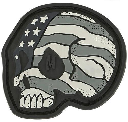 Maxpedition Stars & Stripes Skull Patch (Swat)