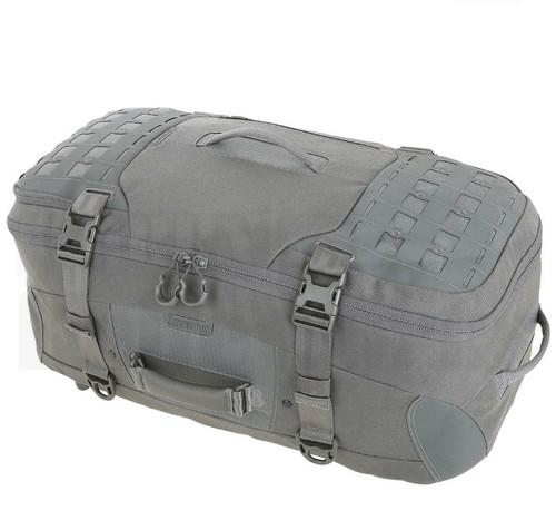 Maxpedition Ironstorm Adventure Travel Bag (Gray)