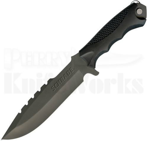 Schrade SCHF27 Fixed Blade Knife w/ Multi-Tool