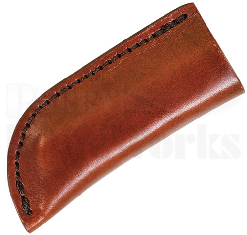 Schrade Old Timer Small Slip-In Leather Belt Sheath LS3