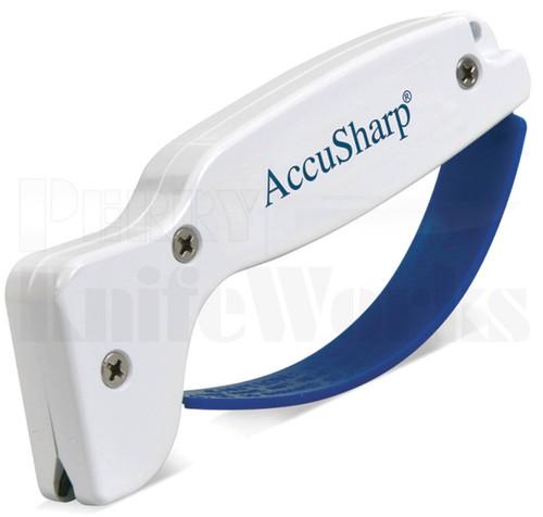 AccuSharp White & Blue Fillet Knife Sharpener 010C