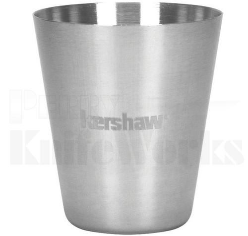 Kershaw Stainless Steel Shot Glass