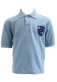 Holy Rosary Unisex Polo Shirt