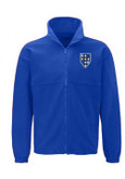Holy Rosary Fleece