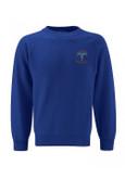 Fountains Primary Crew Neck Sweatshirt