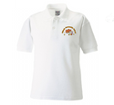 Victoria Community White Polo Shirt