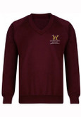 Henhurst Ridge V Neck Sweatshirt