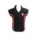 John Taylor Free School V Neck Fitted Polo PE Shirt - House Colours