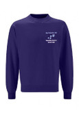 Violet Way Nursery Crew Neck Sweatshirt