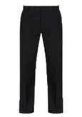 Boys Junior PULL ON Black Trousers
