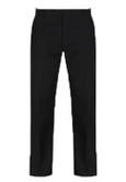 Boys Junior PULL ON Black Trousers