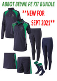 Abbot Beyne Boys **NEW 2021** PE Kit Bundle (Junior)