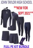John Taylor High School Boys **NEW 2021** PE Kit Bundle (Junior)