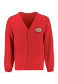 Edge Hill Academy Cardigan