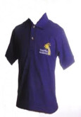 Violet Way Academy Purple Unisex Polo Shirt