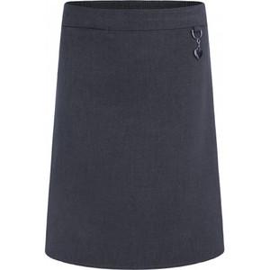 Girls Junior Stretch Heart Skirt