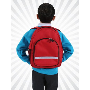 Infant Backpack - With Logo For Your School