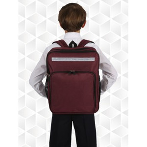 Junior Backpack - With Logo For Your School