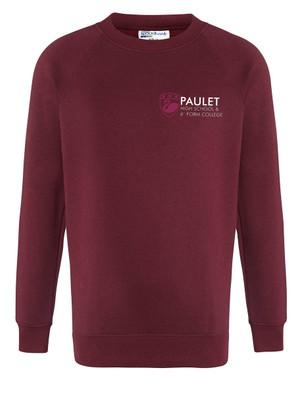 Paulet Crew Neck Sweatshirt with HOUSE NAME