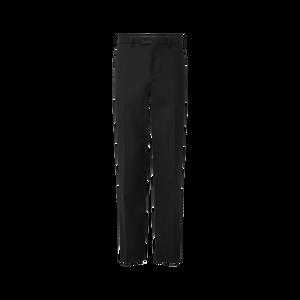 Boys Regular Fit Senior Black Trousers (DL958)