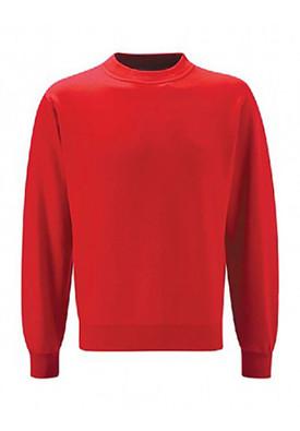 Primary School Plain Crew Neck Sweatshirts