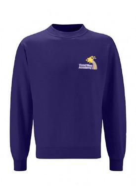 Violet Way Academy Crew Neck Sweatshirts