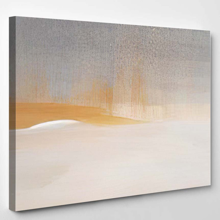 Abstract Art Painting Background Modern Contemporary 1 - Abstract Art Canvas Art Print