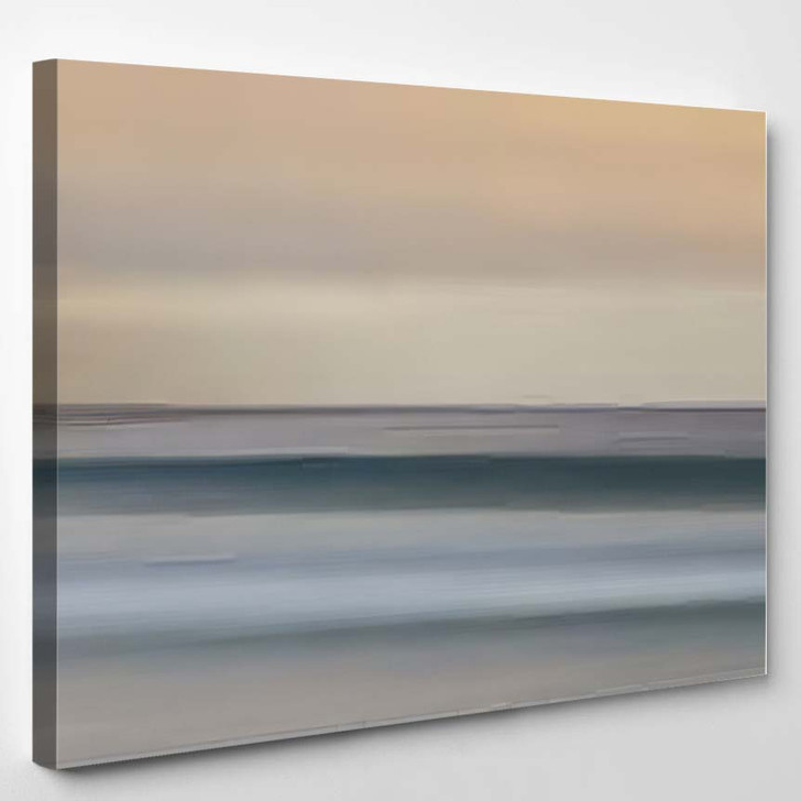 Abstract Art Photo Concept Life Architecture - Abstract Art Canvas Art Print