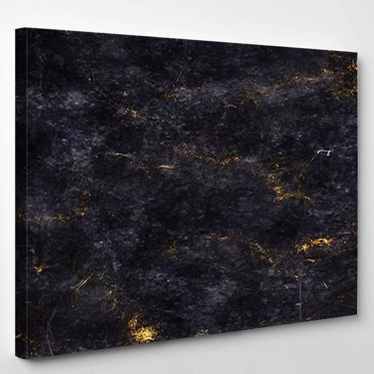 Abstract Background Depicts Colourful Creative Artwork - Galaxy Sky and Space Canvas Art Print