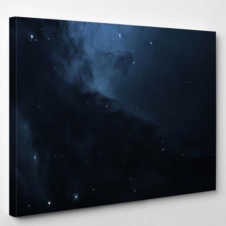 Starfield Deep Space Many Light Years 1 - Galaxy Sky and Space Canvas Art Print