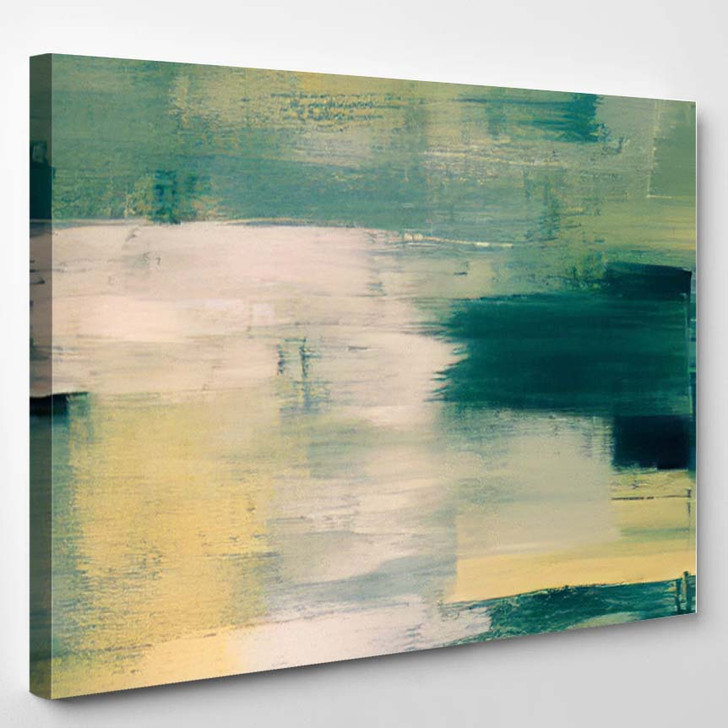 Abstract Art Acrylic Painting Design Paintings - Paintings Canvas Art Print