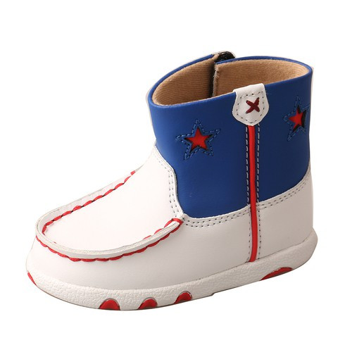 INFANT BOOT - RED/WHITE/BLUE ICA0006