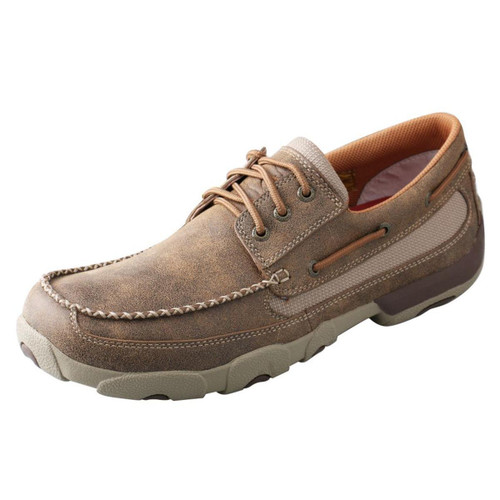MENS BOAT SHOE DRIVING MOCCASIN - BOMBER MDM0023
