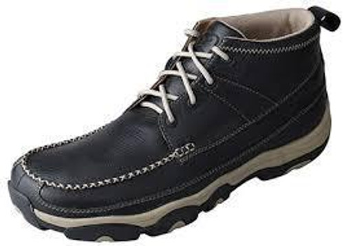 MEN'S HIKER - SOFTY BLACK MHK0004