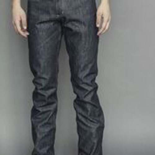 Raw James-Mens Jeans-Blue